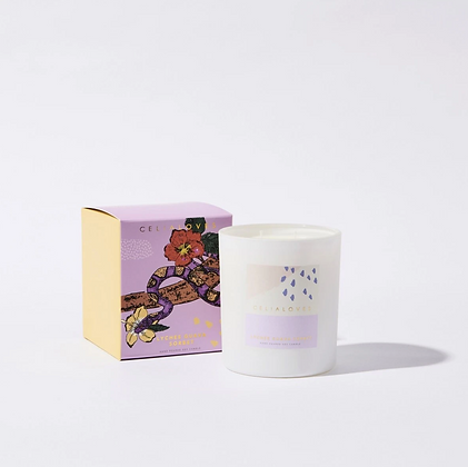 Celia Loves - Lychee Guava Sorbet 40hr Candle