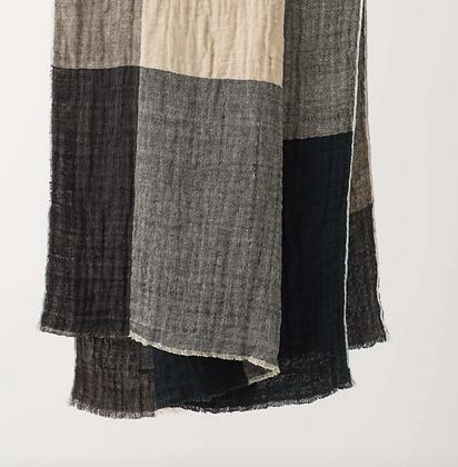 Citta Design Morandi Handwoven Linen Throw