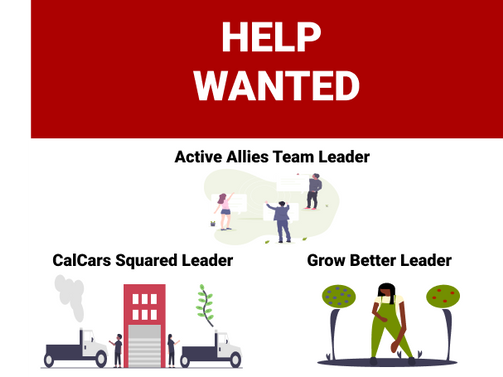 Presenting: 3 MVPs from Active Allies. Will you volunteer to lead one, or join in?