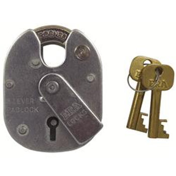 Era 212-41 Big Six Padlock - (KA)