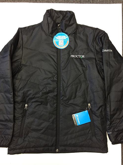 Columbia Mens Full Zip Jacket