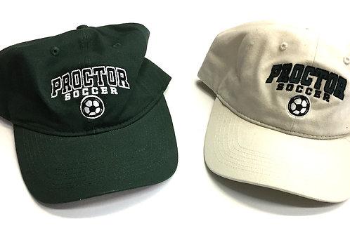 Proctor Soccer Hat