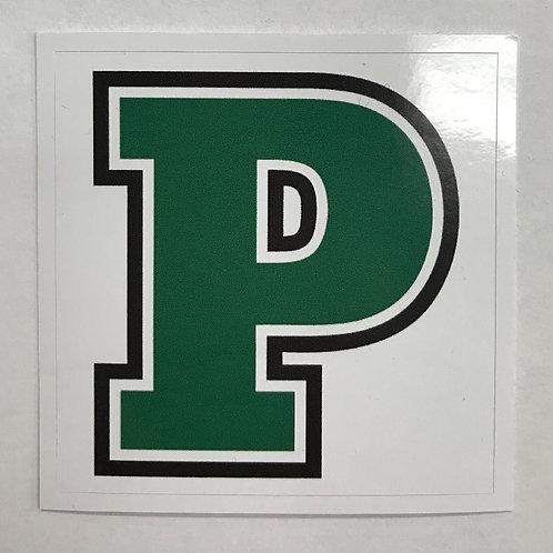 Proctor P Sticker
