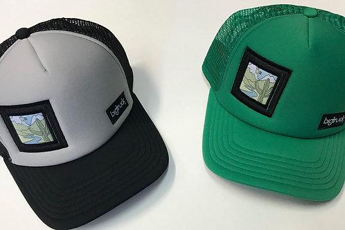 Mountain Classroom Big Truck Hat