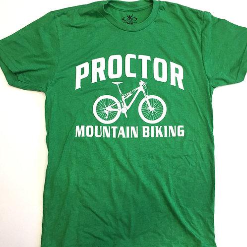 Mountain Biking Tee