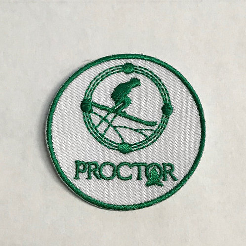 Proctor Iron on Patch