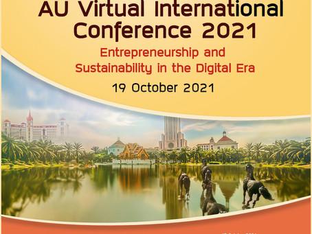 AU Virtual International Conference 2021