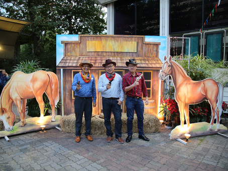 Cowboy Country Christmas Party 2019