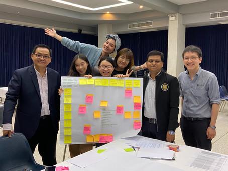 MBA Integration Comprehensive Workshop 1/2019