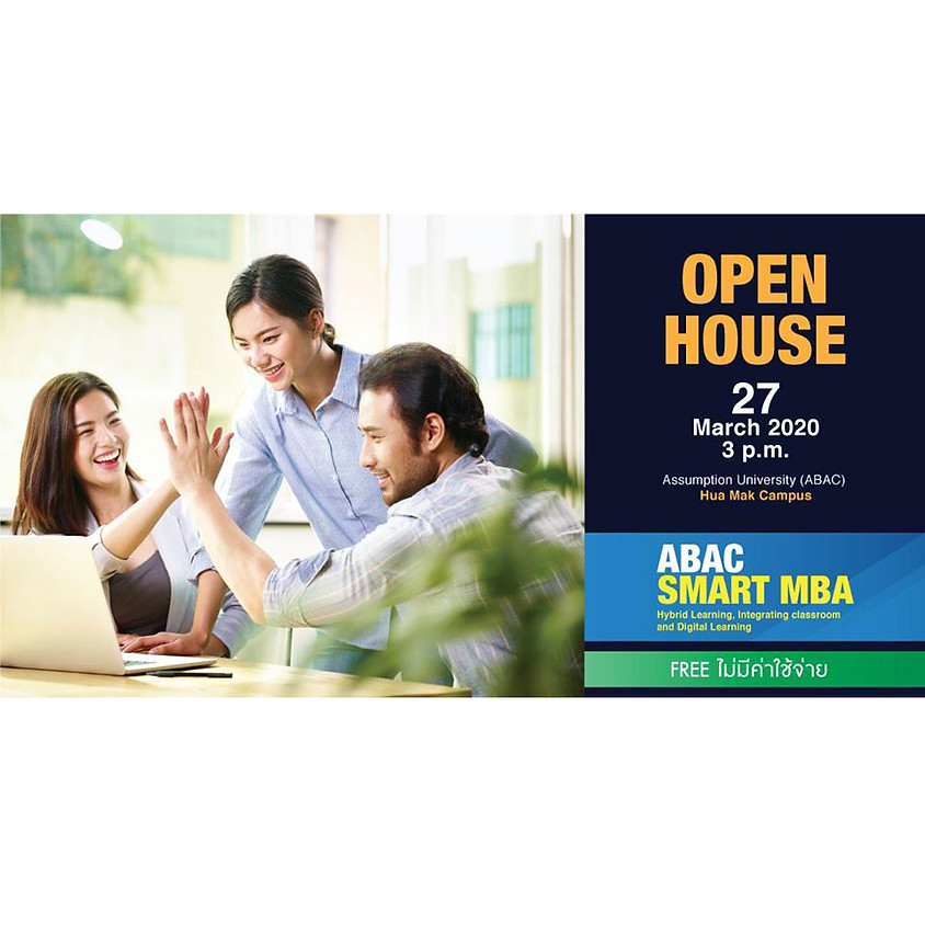 Smart MBA Open House , for Smart People