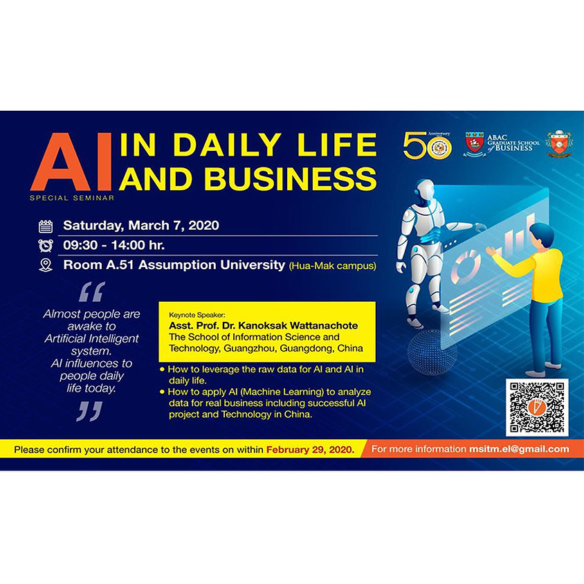 AI in Daily Life and Business