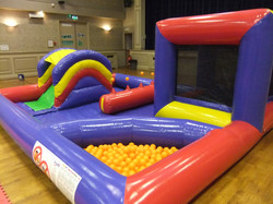 Soft play hire in Swansea