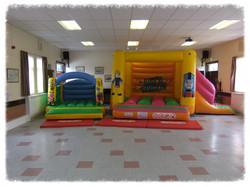 Bouncy castle hire in GCG