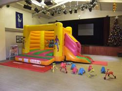 Bouncy castle hire Swansea
