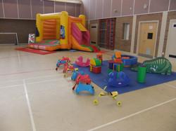 Bouncy castle hire in Ammanford