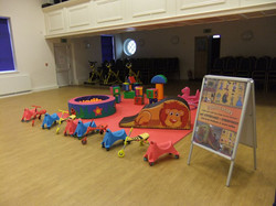 Soft play hire in Carmarthenshire.
