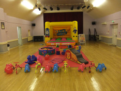 Softplay hire in Neath