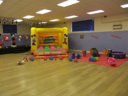 Softplay hire in Ammanford.