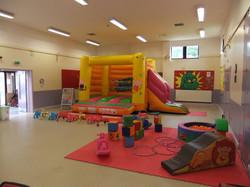 Bouncy castle hire in Swansea.