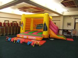 Bouncy castle hire in Llanelli