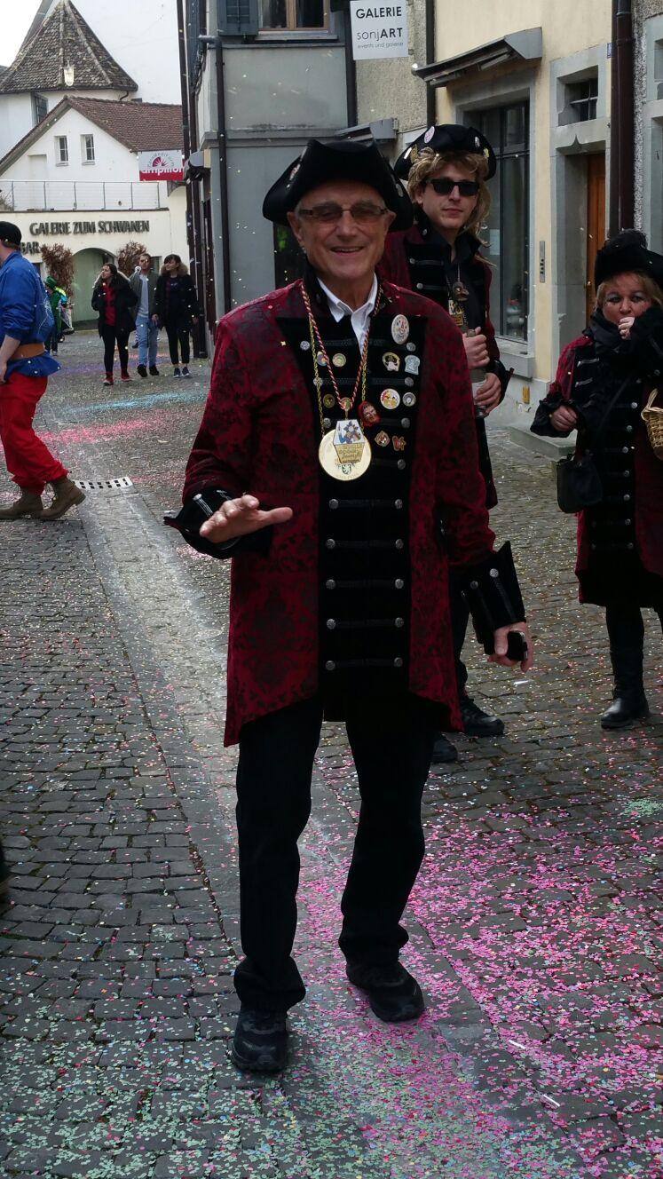 Umzug Rapperswil 2017