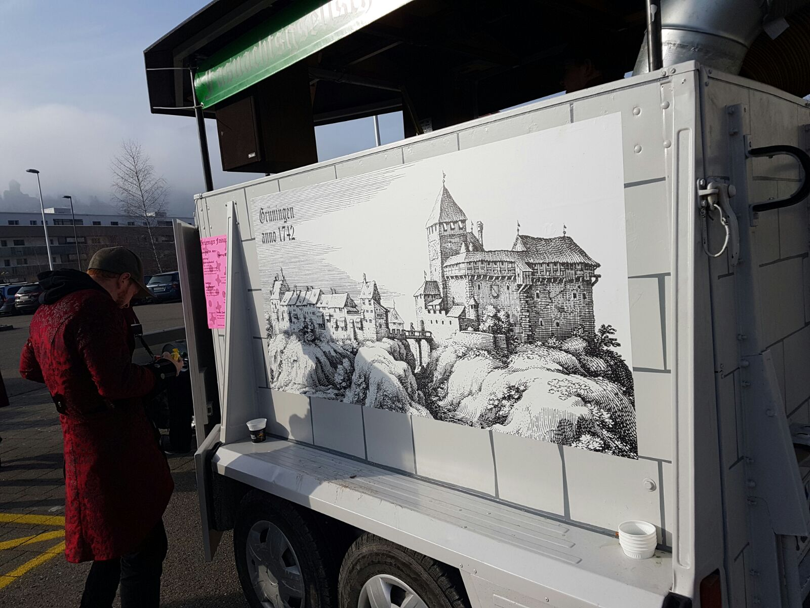 Umzug Wattwil 2017