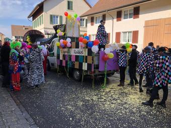 Umzug Rorbas 04.03.2018