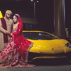 Afzal & Shehnaj