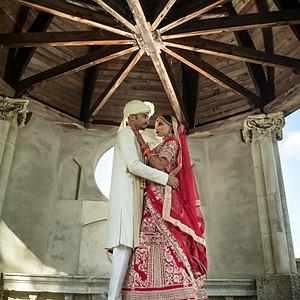 Shazida & Aminul