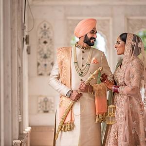 Daljeet & Saniya