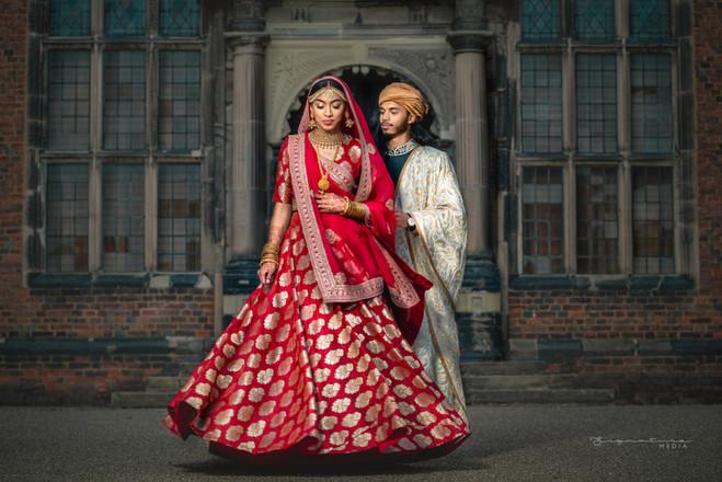 Anjali & Naem