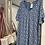 Thumbnail: Elena V Neck Curvy Smock Dress