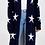 Thumbnail: Long Star Knitted Cardigan