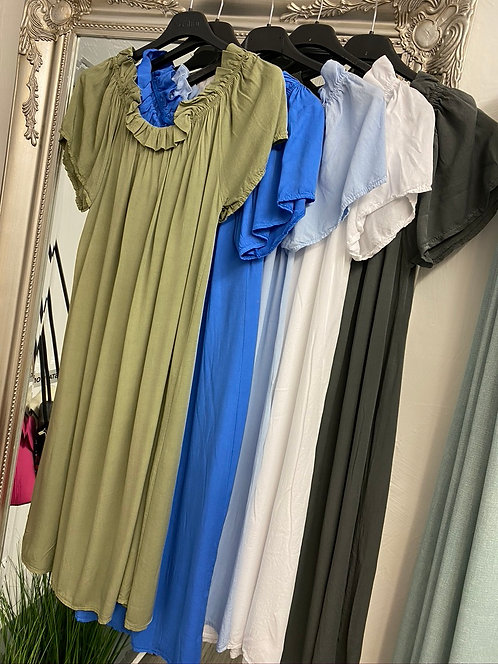 Brandi Bardot Dress