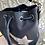 Thumbnail: Navy Bucket Bag with Star Detail