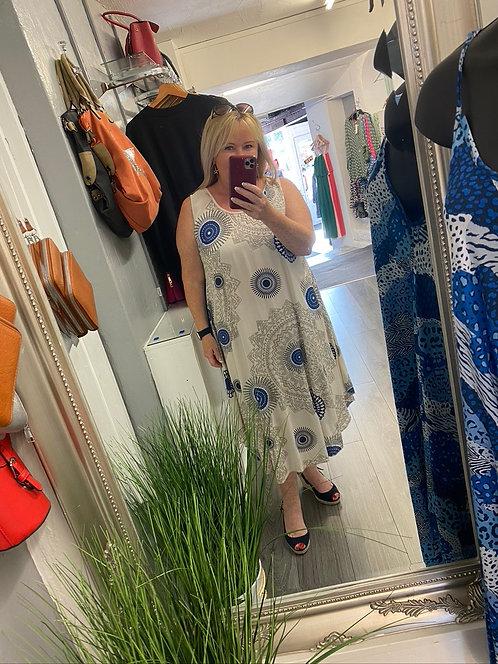 Peony Summer Dress