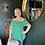 Thumbnail: Zara Bardot Frill Top