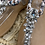 Thumbnail: Bling Bling Thong Sandals - Silver