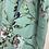Thumbnail: Magic Crop Trouser / Short Curvy Floral