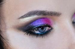 Цветной макияж - почему нет?