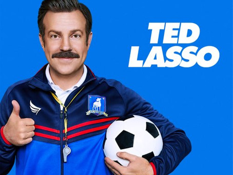 Nothing Butt Reviews Ted Lasso
