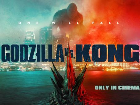 Nothing Butt Reviews Godzilla vs Kong