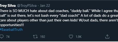 @Coachroache Nate Solder Memorial Liked Tweet of the Week