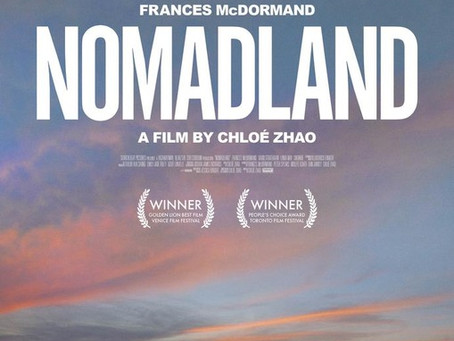 Nothing Butt Reviews Nomadland