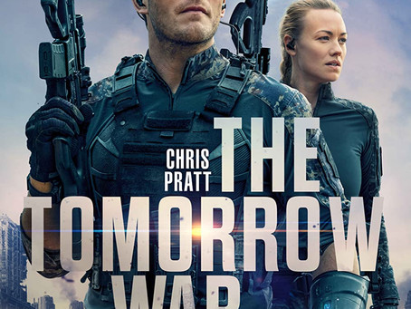 Nothing Butt Reviews Zon Prime's The Tomorrow War