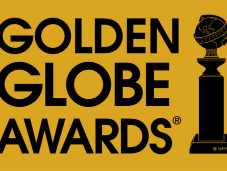 Nothing Butt Reviews: The Golden Globe Winners
