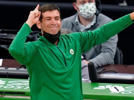 """Suck Bag Ainge """"Quits"""". Suck Bag Stevens is Fired From Coaching But Also Promoted To Another Job?"""