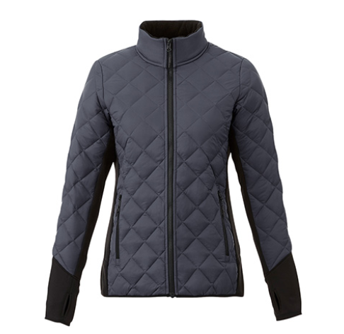 Rougemont Quilted Coat