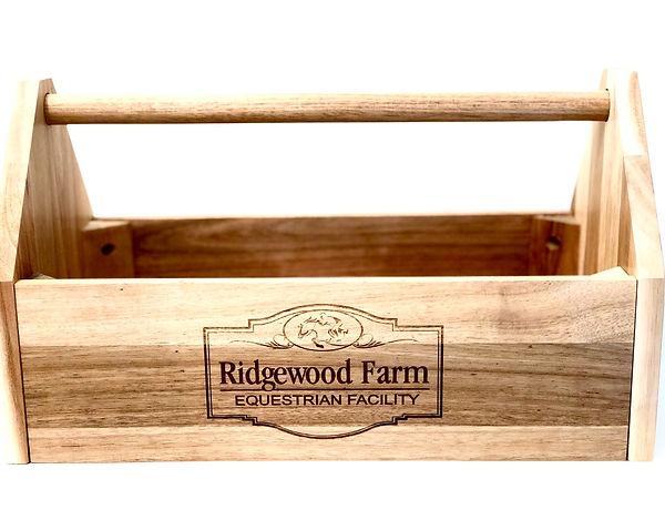 Custom Grooming Box