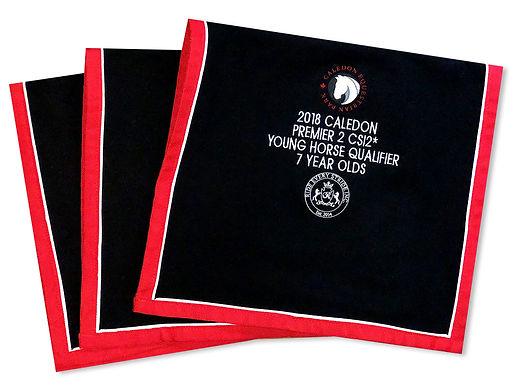 Prize Coolerettes, Custom Coolerettes, Horse Show Prizes